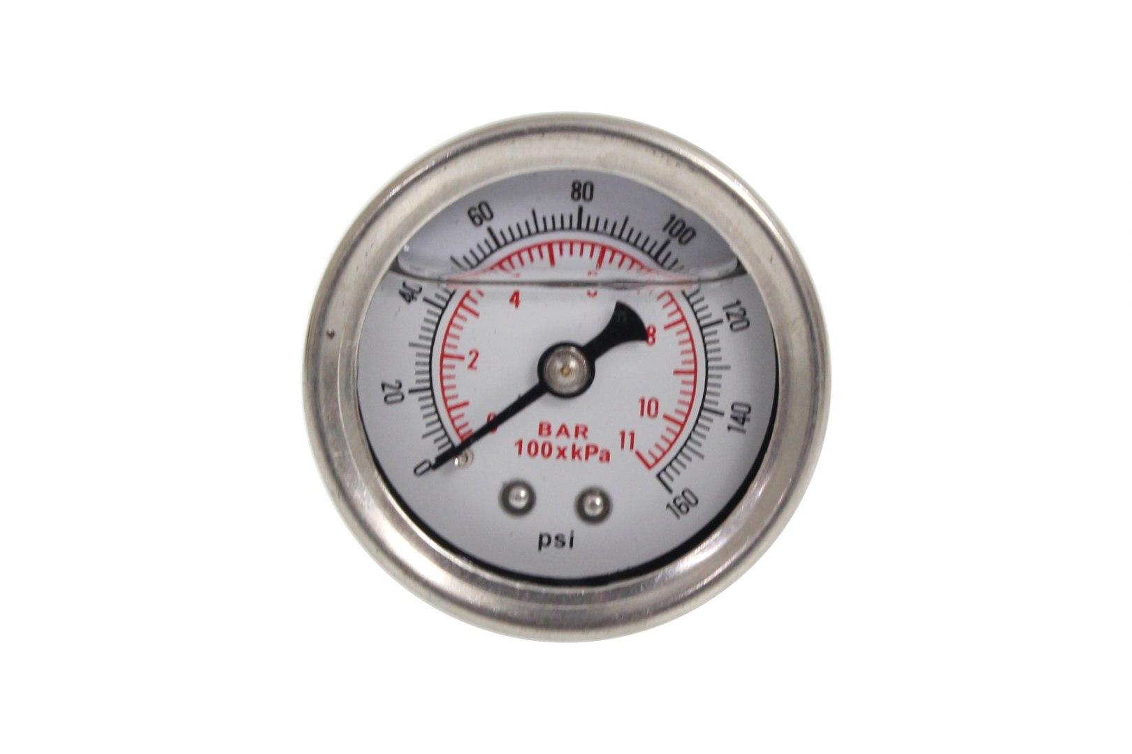 Uniwersalny zegar regulatora ciśnienia paliwa TurboWorks - GRUBYGARAGE - Sklep Tuningowy